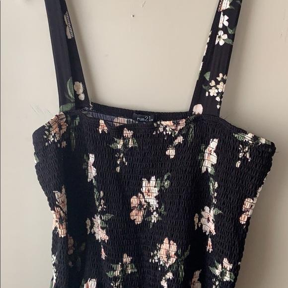 Women floral shirt